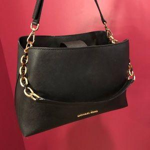 Authentic Michael Kors Black Bag
